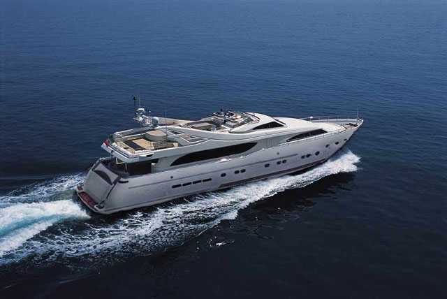 Other Yacht Photos: Ferretti Custom Line 112