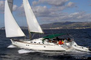 Saling Yacht Mallorca charter