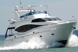 Monte Fino 76 - Yacht Charter Mallorca