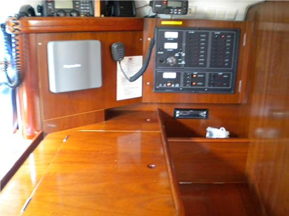 Oceanis Beneteau 473 - Sailing Yacht