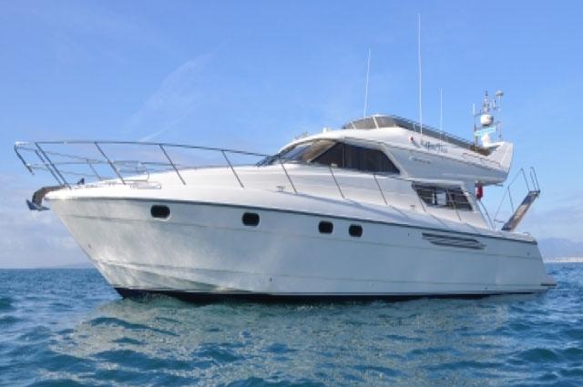 Princess 60 - Flybrige Yacht Charters Mallorca
