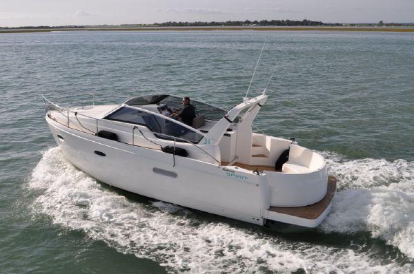 Rodman 31 Spirit - Open boat Mallorca