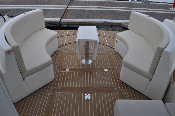Rodman 31 Spirit - Open boat Mallorca. Interior de la Embarcación. Cabinas:
